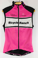 SUGOI Bicycle Ranch CYCLING JERSEY Sleeveless Scottsdale Arizona WOMEN'S SMALL