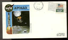 11/20/69 HOUSTON, TX  APOLLO 12 ON THE MOON MULTI-COLOR CACHET