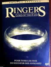(C1)DVD - RINGERS - Edition Spécial - Pour les fans du Seigneur des Anneaux NEUF
