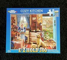 White Mountain 300 XL pieces jigsaw puzzle  Cozy Kitchen