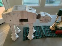 Star Wars The Vintage Collection AT-AT Empire Strikes Back Loose Massive!