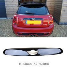 Rear Trunk Lid Door Handle Cover For Mini Cooper F55 Hardtop F56 Hatchback A07