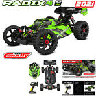 Corally C-00186 RADIX 4 XP - 1/8 Buggy EP - RTR - Brushless Power 4S