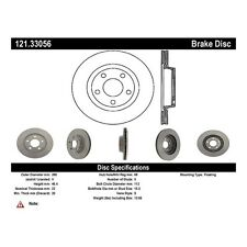 Centric Parts 121.33056 Front Disc Brake Rotor