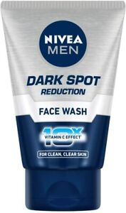NIVEA Men Face Wash, Dark Spot Reduction, for Clean & Clear Skin pack of 1