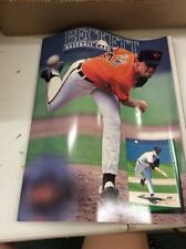 Beckett Baseball Magazine Monthly Price Mike Mussina March 1993