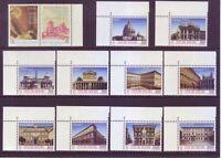 Vaticano 1993 - Due serie complete Nuove MNH** integre