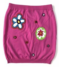 50e3db3ffb Moschino Couture Women Skirt Size 40 100 Virgin Wool