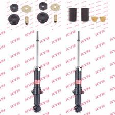 2x Stossdämpfer hinten + Domlager + Schutz Toyota Prius Liftback W2 0903-1209