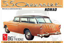 AMT 1955 Chevy Nomad Wagon plastic model kit 1/16