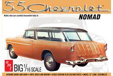 AMT 1955 Chevy Nomad Wagon plastic model kit 1/16