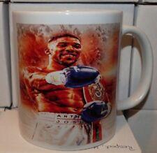 boxing Heavyweight Champion Anthony Joshua Mug Great Gift