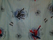 Spiderman 3 The Movie   1 Flat Twin Sheet  Marvel Characters
