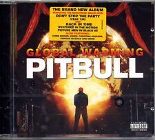 CD - PITBULL - Global Warning