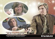 Battlestar Galactica: Colonial Warriors Cards Promo Card P1