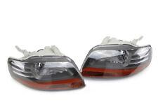 Headlights Pair For Holden Barina Tk Hatchback 2005-2008