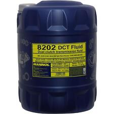 20 Liter Original MANNOL Getriebeöl 8202 DCT Fluid Gear Oil