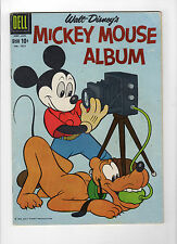 Four Color #1057 - Mickey Mouse (Nov 1959, Dell) - Very Good/Fine