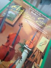 Artistry in Strings for Upright Double Bass - Vol. 1