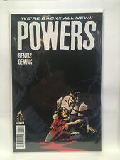 Powers #11 NM- 1st Print Icon Comics Bendis