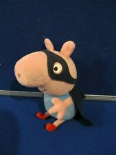 Ty George Super Hero Plush Soft Toy 20cm approx