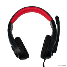 Gaming Stereo Computer Headset with Microphone / 3.5mm Gembird GHS-001 / Skype