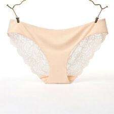 Women Lady Underwear Sexy Lace Breathable Panties Knickers Briefs Underpants