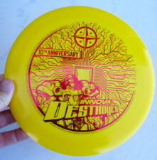 10th Anniversary Destroyer -Star- Red On Yellow - 168g - Collector Alert!