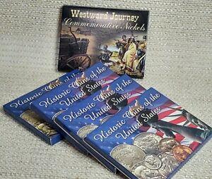 Lot of 5 2004-2006 Westward Journey Nickels 5c 5 Proof Coins Toning 21058