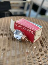 Sylvania DJL Projection Light Bulb LAMP Projector 150W  - 120V NEW OLD STOCK