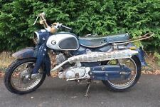 Honda CS92 Benly Sports 125cc Scrambler 1959 US Import Barn Find *A MUST SEE*