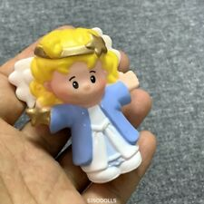 Fisher-Price Little People Christmas Angel Nativity story Figure Toy Xmas Gift