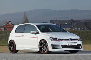 Volkswagen Golf GTi MK VII, Mk7/7.5  2012 >19 VOGTLAND 20mm LOWERING SPRING SET