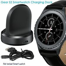 Wireless Charging Dock Cradle for Samsung Galaxy Gear S2 Classic R720 R730 R732