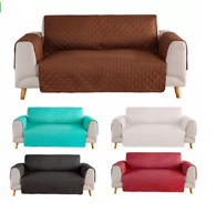 Waterproof Mat Furniture Cover Throws Nursing Couch Bed Car Reversible Protector