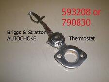 new - BRIGGS & STRATTON Automatic CHOKE THERMOSTAT 593208 790830 607 #V