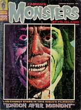 Famous Monsters Of Filmland - 1970 - No. 69