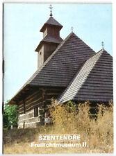 Szentendre - Freilichtmuseum II., 1983