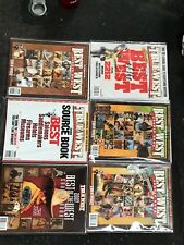 1 Pre-Owned True West Magazines, 2000 thru 2018, ex cond $4.50 ea issue.