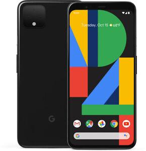 Google Pixel 4 64GB Just Black, NEU Sonstige