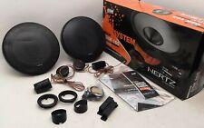 Hertz DSK 165 (Old version) Car 6.5'' 2-Way Component Speaker System 160W EX#