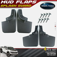 New 4pcs Splash Guards Mudflap Mud Flaps for Ford F-150 With Fender Flare 04-14