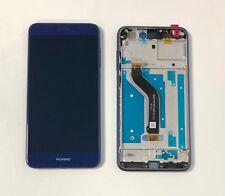 Huawei P8 Lite 2017 PRA-LX1 Touch Digitizer LCD Bildschirm Montage mit Rahmen