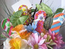 "Floral Picks FLIP FLOPS Card Holders 12"" Pk/12 NEW!"