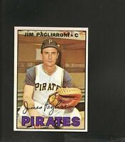7396* 1967 Topps # 183 Jim Pagliaroni NM-MT