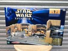 Star Wars Action Fleet Naboo Hangar Playset Sealed Galoob Episode 1 Micro