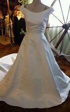 """NEW ♡ #3  WEDDING DRESS ♡ """"BRIDAL STYLE""""  ♡ BEAUTIFUL ♡ SIZE 6"""