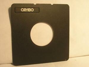 """Cambo Lensboard 6 3/8"""" Square"""