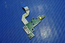 "HP Pavilion g7-2000 Series 17.3"" Genuine Power Button Board w/ Cable DA0R39PB6D0"