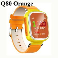 Touch Screen Kind Smart Watch Anti-Verloren GPS-Verfolger Anruf SOS Ortungsuhr